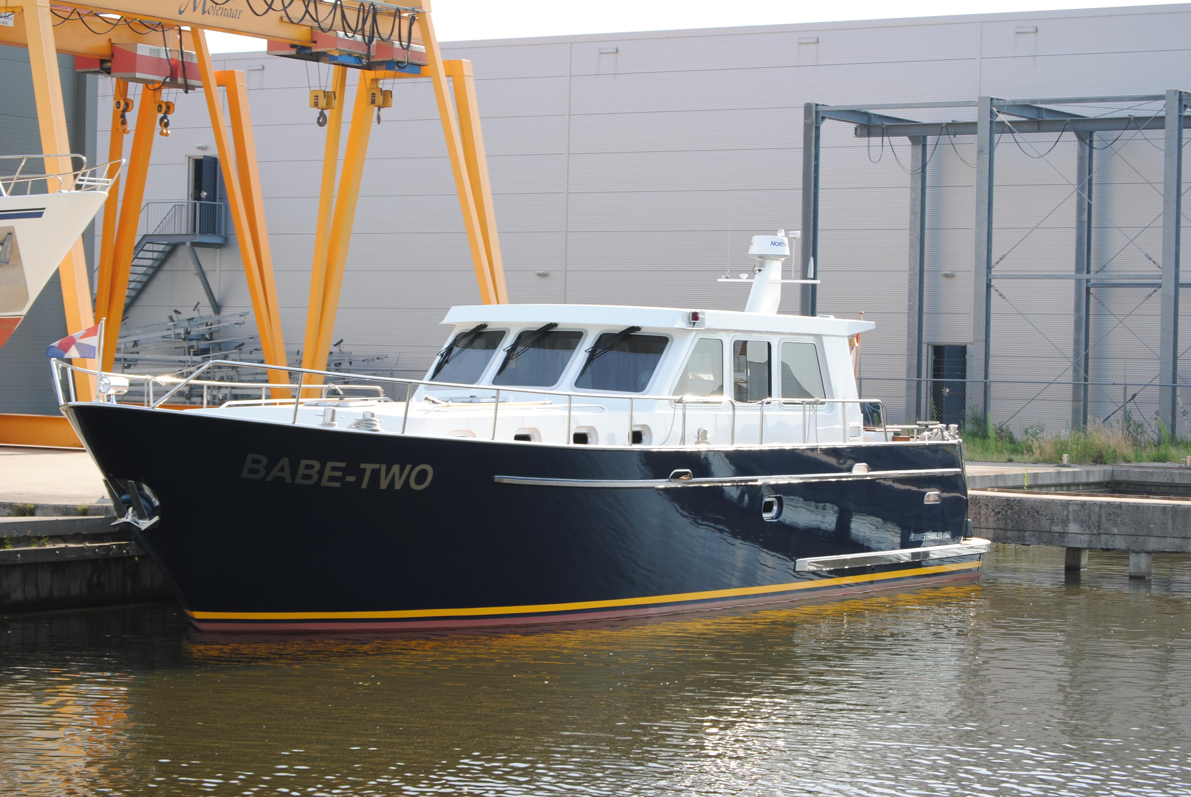 "Hemmes Trawler ""Babe Two"""
